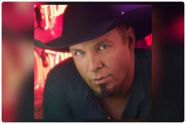 Photo obtained from profile photo on Garth Brooks' FB page.